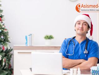 Navidad, época de reflexión para siempre aspirar a mejorar como profesional de la salud