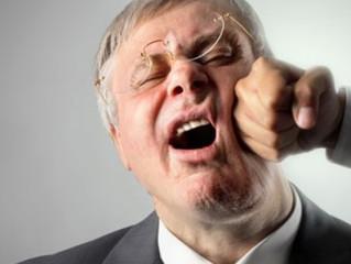 3 consejos para detectar a un posible paciente agresor