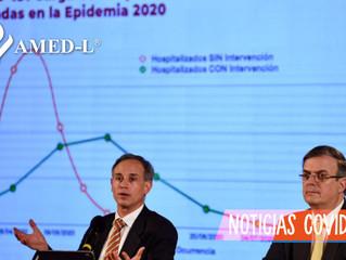 México declara emergencia sanitaria por causa de fuerza mayor por Covid-19