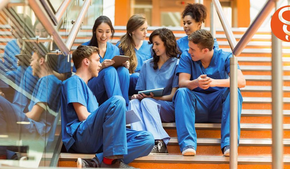 Médicos principiantes