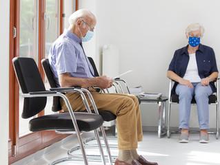 Como mejorar la experiencia del paciente mientras espera su consulta