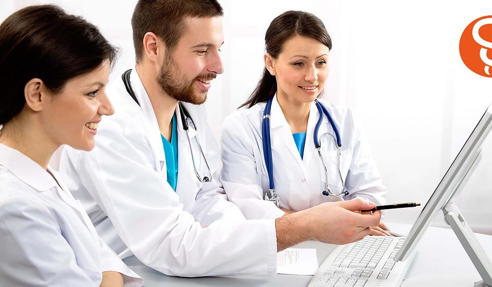documentos médicos electrónicos