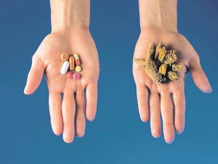 Medicina 'alternativa' vs medicina oficial.