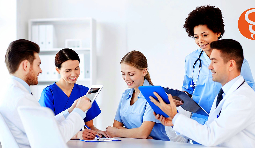 página web medica