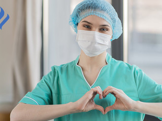 10 cualidades que toda enfermera o enfermero necesita para ser buen profesional