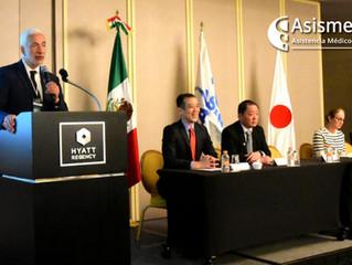 Japón capacita a geriatras mexicanos para mejorar la atención en adultos mayores