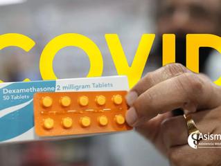 5 reglas oficiales para poder usar dexametasona en pacientes Covid-19