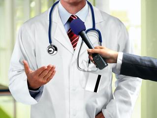 Compartir conocimientos como una forma de autopromoción para el médico