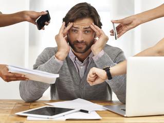Claves para combatir el estrés laboral sin fallar en el intento