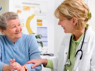 ¿Cómo tratar con pacientes mayores?