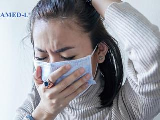 Conoce la lista actualizada de los síntomas causados por Covid-19
