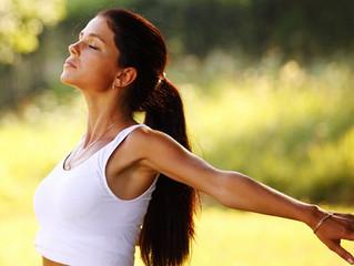 ¡Controla el estrés en 5 minutos!