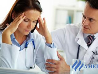 Consejos para combatir el estrés dentro del consultorio médico