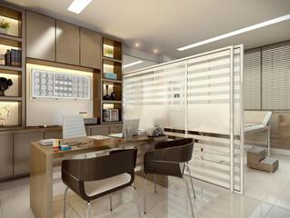 5 tips para el diseño de interiores en el consultorio
