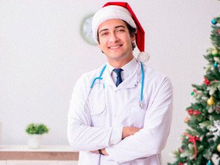Guía para hacer guardias médicas más llevaderas en Navidad