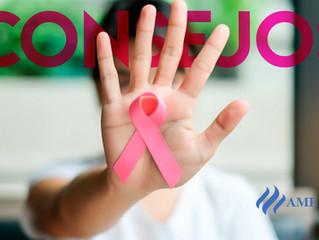 4 Consejos médicos para pacientes con cáncer de mama