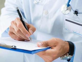 Forma correcta en la que se debe llenar un expediente clínico electrónico conforme a la NOM.