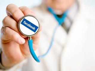 Aprende 5 formas en las que Facebook puede ayudar a incrementar tu número de pacientes