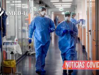 ¿Médicos sin equipos de protección deben atender casos sospechosos de Covid-19?