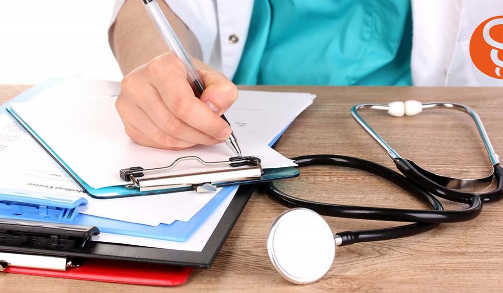 Documentos legales para consultorio medico