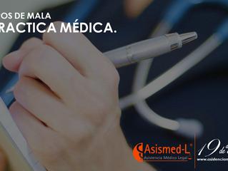 3 Tipos de mala practica que pueden ocasionarle problemas Médico-Legales. #TipsAsismedL