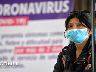 El peor momento del coronavirus Covid-19 en México se viviría entre el 20 y 30 de marzo: UNAM