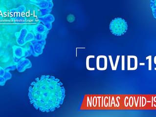 En 10 días aumentan 261% los contagios de Covid-19 entre médicos en México