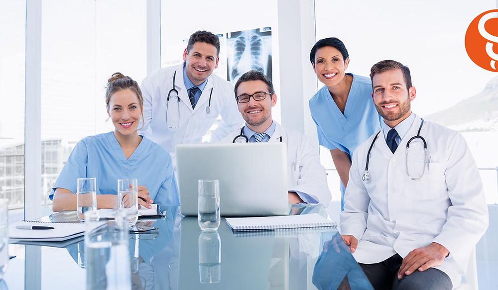 Médico productivo