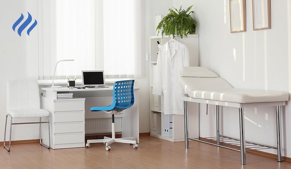 Consultorio medico eco friendly