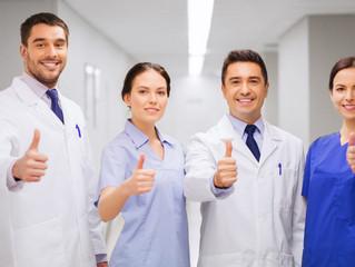 Top 10: Especialidades médicas más felices