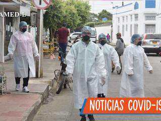 Covid-19 | Protocolo de seguridad que debe seguir el personal médico fuera de hospitales