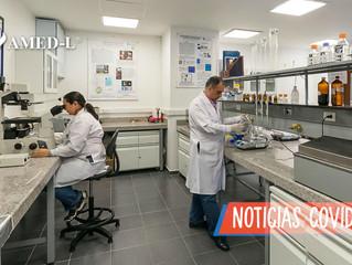 Lista actualizada con los 51 laboratorios que realizan la prueba de Covid-19 en México