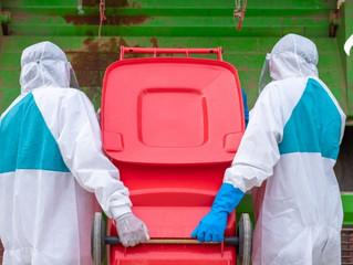 Manejo de residuos hospitalarios México