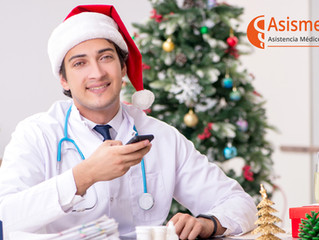 ¿Atención medica durante fiestas?