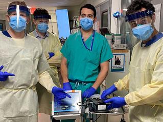 México se mantiene en la lista como el país con más médicos fallecidos por Covid19