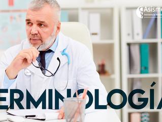 Terminología médica de uso común