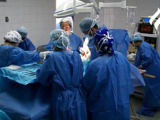 Errores en cirugía, los 5 más comunes.