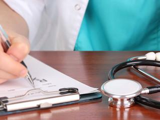 Los documentos médicos más comunes