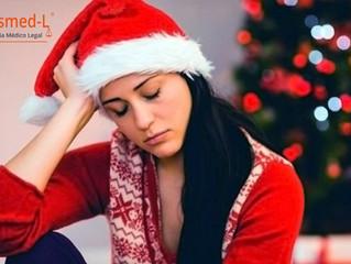 Depresión navideña, el grave problema de salud que debes evitar en tus pacientes