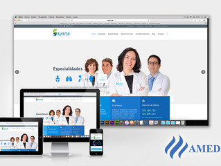 Consejos para diseñar páginas web de clínicas médicas