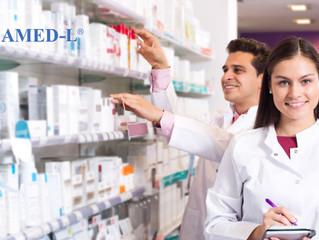 El farmacéutico ideal para tu farmacia.
