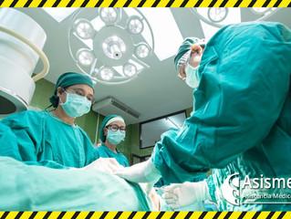 Errores médicos en el ambiente quirúrgico y como prevenirlos.