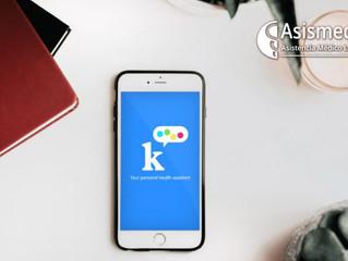 K Health, la primera app de atención médica con Inteligencia Artificial, ya disponible en México
