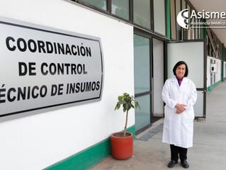 La primera médica del IMSS en dirigir la Vigilancia Epidemiológica contra el Covid-19