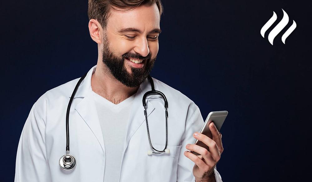 Medico redes sociales