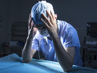 Los 5 errores médicos más comunes en la atención hospitalaria