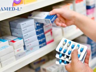 Distribución de medicamentos en México