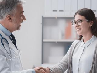 ¿Qué buscan los pacientes de un médico?
