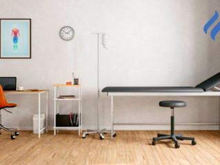 4 Tips para hacer ver tu consultorio médico más amplio
