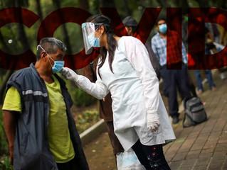 4 Hospitales mexicanos con mayor tasa de mortalidad por Covid-19